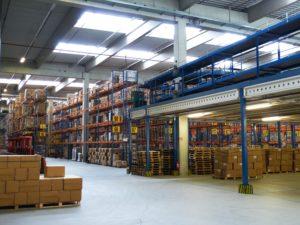 Sector logística