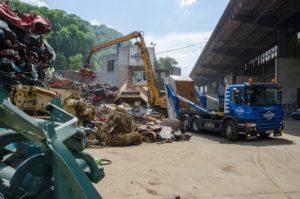 Sector reciclaje