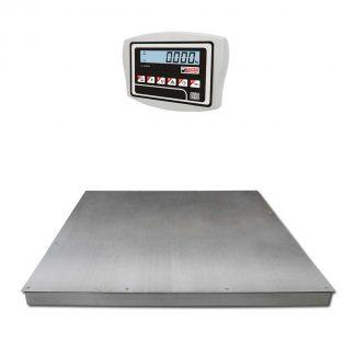Báscula de pesaje industrial