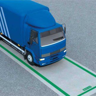 Báscula camiones