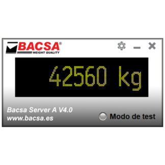 Software Bacsa Server A