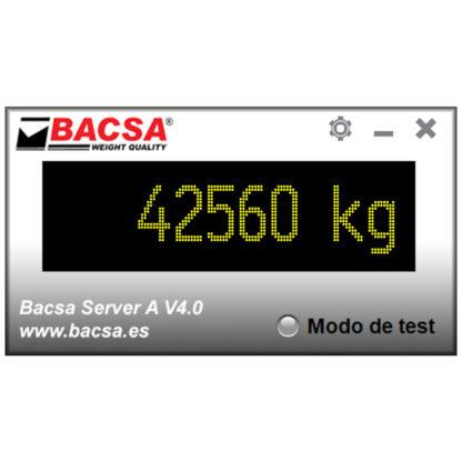 Software Bacsa Server A