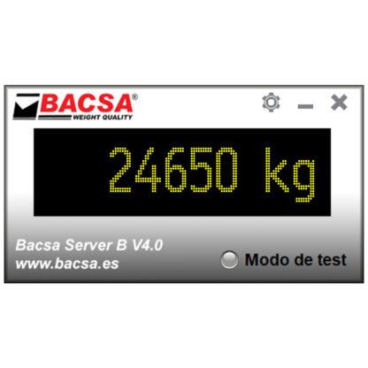 Software Bacsa Server B