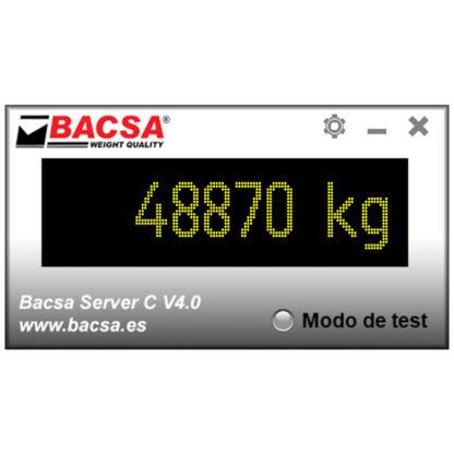 Software Bacsa Server C