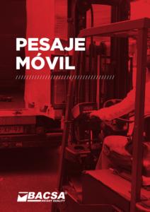Pesaje Movil
