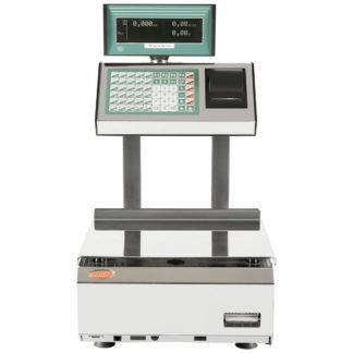 Bacsa Balanza electrónica en formato dos cuerpos DG-ETQ
